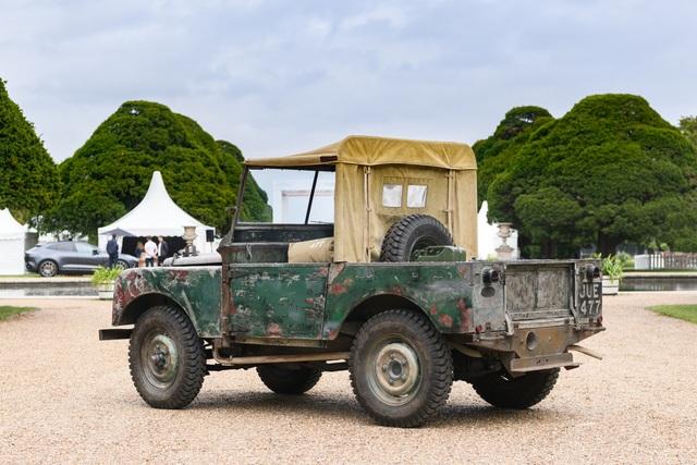 Dàn xe địa hình huyền thoại gây chú ý tại sự kiện Concours of Elegance - 4