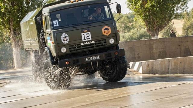 Xem xe thiết giáp Nga tranh tài tại Army Games 2020 - 1