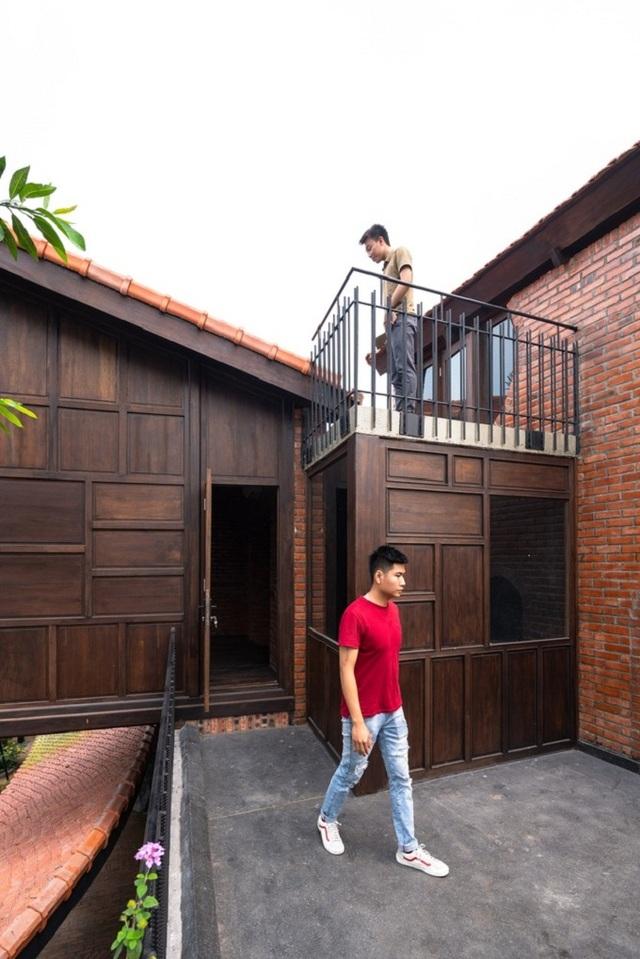 """Bên trong biệt phủ rộng 700m2 như """"làng quê Bắc Bộ"""" thu nhỏ ở Hà Nội - 4"""