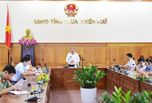 Thừa Thiên Huế vẫn giới nghiêm người dân tới từ 3 tỉnh thành nào? - 1