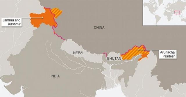 Ấn Độ đòi Trung Quốc thả 5 công dân nghi bị bắt ở biên giới - 2