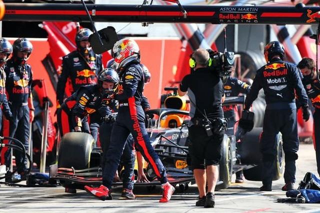 Biến căng ở Monza, F1 đã có một chặng đua đi vào lịch sử - 15
