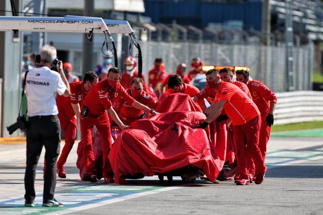 Biến căng ở Monza, F1 đã có một chặng đua đi vào lịch sử - 12