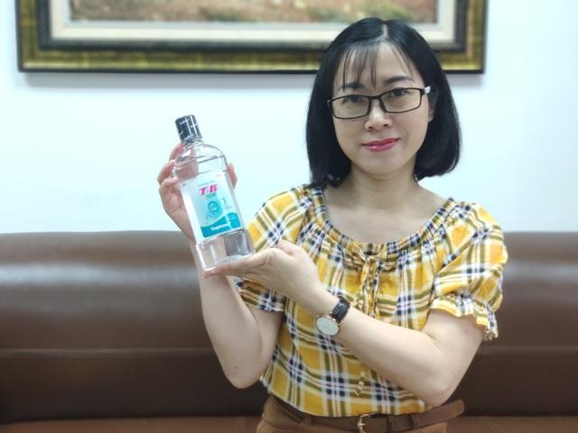 Nước súc miệng và câu chuyện vệ sinh đường hô hấp! - 1