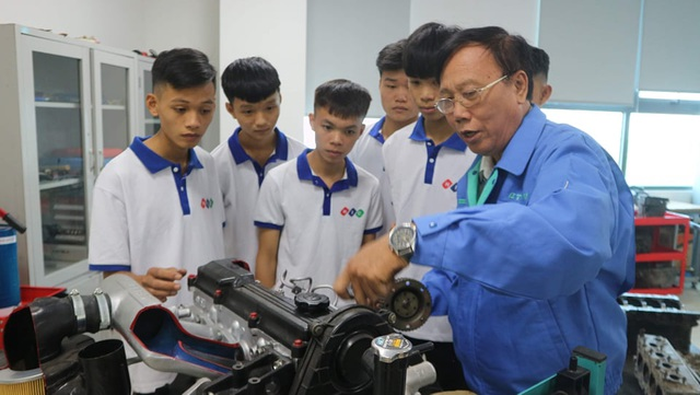 Tăng cường mở rộng ngành học công nghệ ô tô đáp ứng nhu cầu thị trường - 1