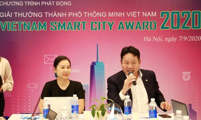 Việt Nam sẽ có giải thưởng dành cho thành phố, khu đô thị thông minh - 1