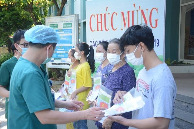 Thêm 32 bệnh nhân Covid-19 ở Quảng Nam, Đà Nẵng được xuất viện - 2