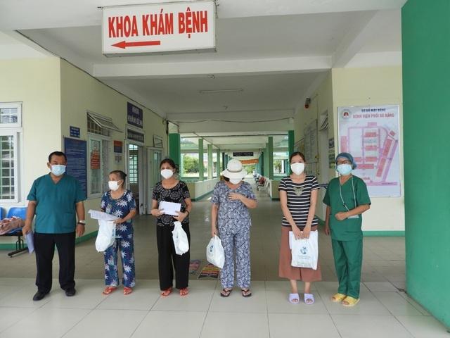 Thêm 32 bệnh nhân Covid-19 ở Quảng Nam, Đà Nẵng được xuất viện - 3
