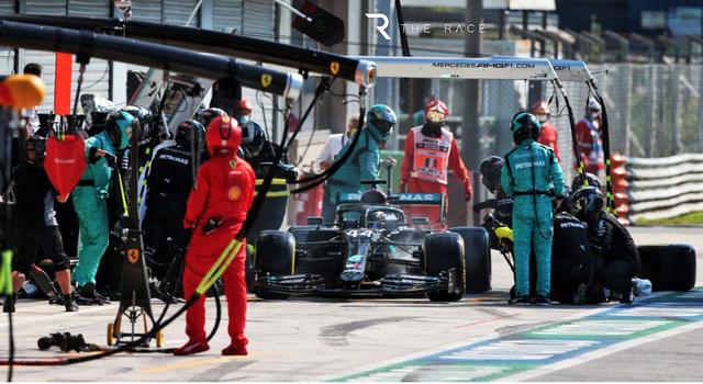 Biến căng ở Monza, F1 đã có một chặng đua đi vào lịch sử - 9