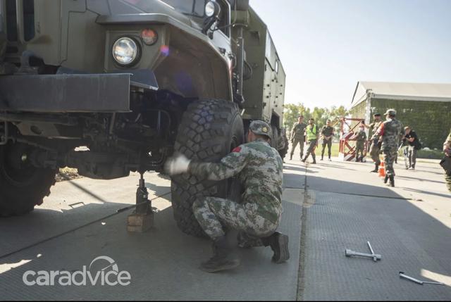 Xem xe thiết giáp Nga tranh tài tại Army Games 2020 - 4