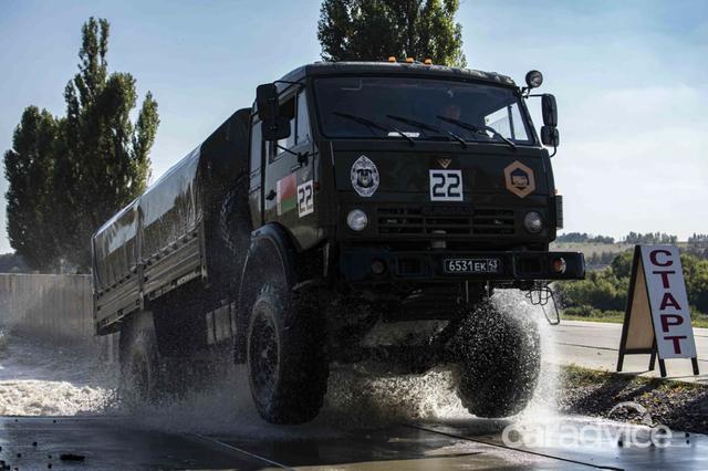 Xem xe thiết giáp Nga tranh tài tại Army Games 2020 - 5