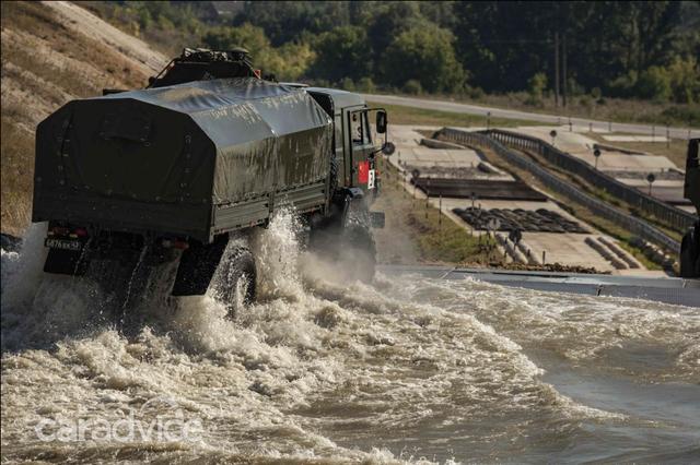 Xem xe thiết giáp Nga tranh tài tại Army Games 2020 - 6