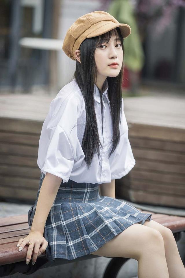 """""""Thiên thần đồng phục"""" Bắc Ninh xinh đẹp như nàng thơ - 8"""