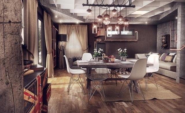 Tìm hiểu phong cách Vintage trong thiết kế nội thất - 2