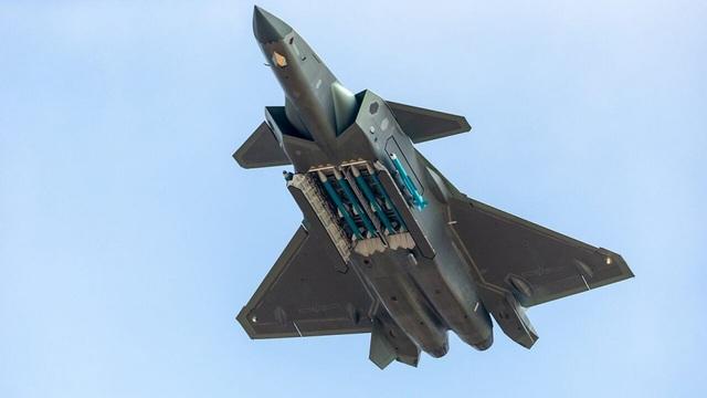 Lầu Năm Góc cảnh báo không quân Trung Quốc là mối đe dọa lớn - 1