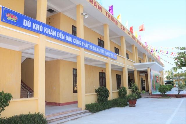 Ninh Bình: Nhiều học sinh đã trở lại trường sau khi phụ huynh phản đối - 4