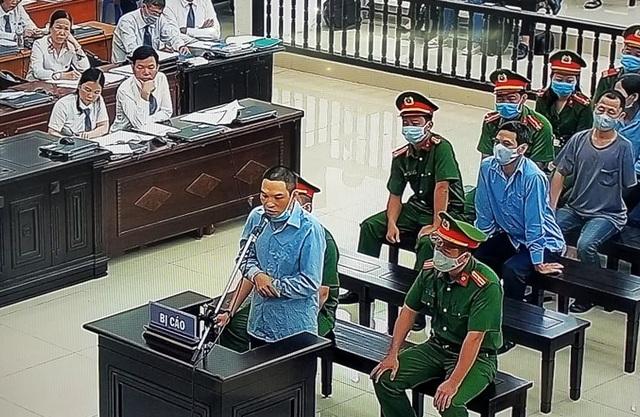 Xét xử vụ án ở Đồng Tâm: Bị cáo xin lỗi gia đình 3 chiến sĩ công an hy sinh - 3