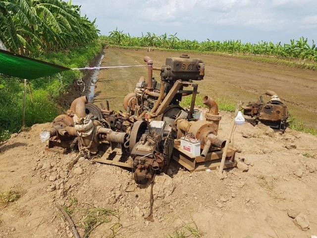 Nhóm đối tượng trộm tàu từ Thái Bình đưa đi tỉnh khác phá dỡ - 2