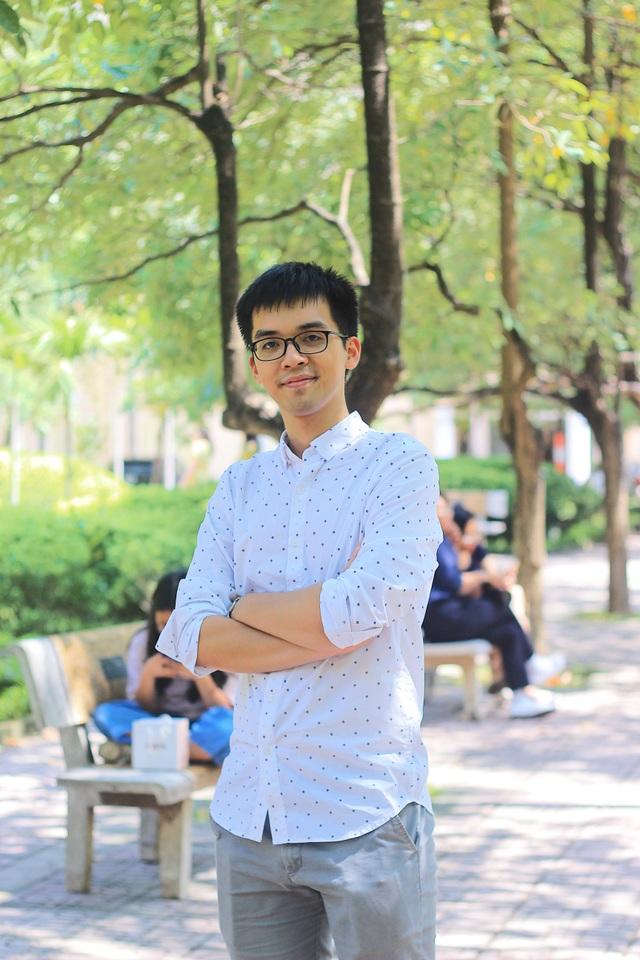 """Thủ khoa Vũ Quang Huy: """"Xã hội học-một góc nhìn nhân văn hơn với cuộc đời"""" - 4"""