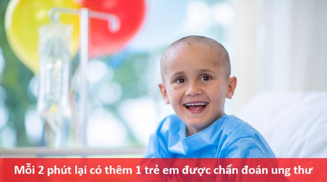 Những sự thật bố mẹ cần biết về ung thư ở trẻ em - 2