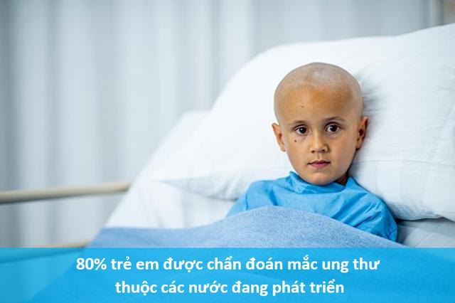 Những sự thật bố mẹ cần biết về ung thư ở trẻ em - 8