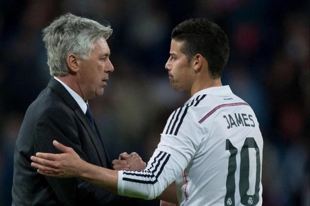 Chia tay Real Madrid, James Rodriguez sang Anh thi đấu - 2