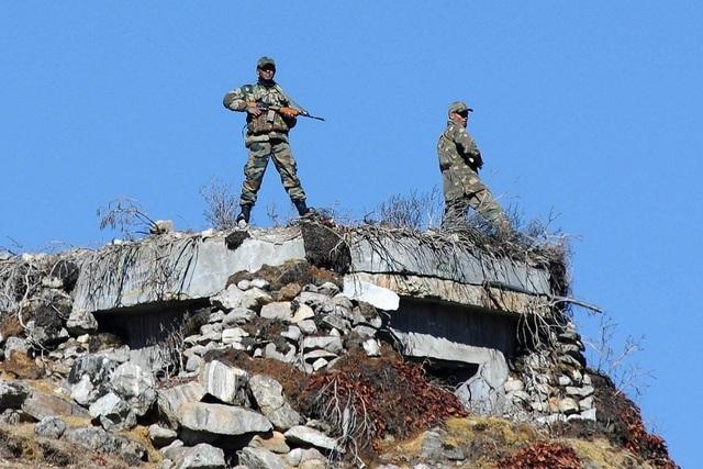 Trung Quốc cáo buộc lính Ấn Độ nổ súng ở biên giới - 1