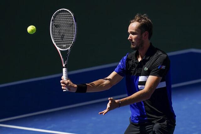 US Open 2020: Thiem, Medvedev dễ dàng vào tứ kết - 2