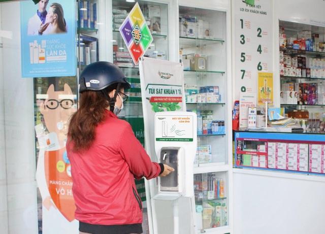 Trung Sơn Pharma cam kết bình ổn giá giữa mùa dịch Covid-19 - 2