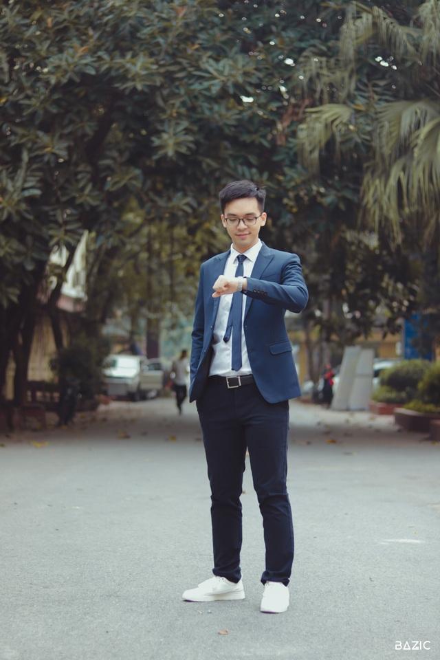"""Thủ khoa Vũ Quang Huy: """"Xã hội học-một góc nhìn nhân văn hơn với cuộc đời"""" - 3"""