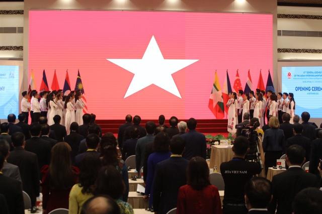 Chủ tịch Quốc hội Việt Nam khai mạc hội nghị lịch sử Liên nghị viện ASEAN - 4