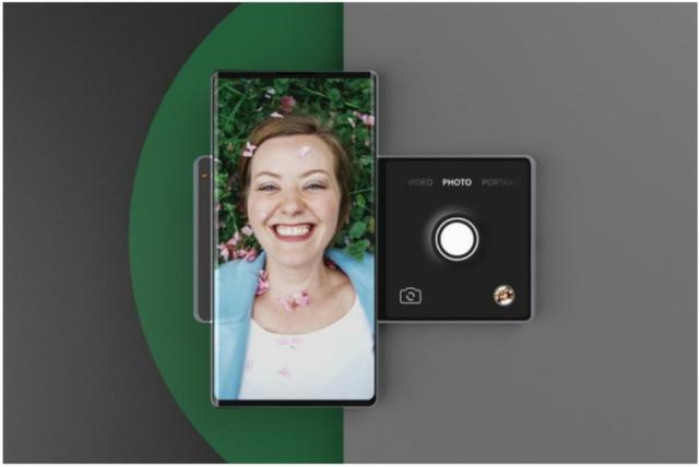 Thêm video thực tế hé lộ giao diện smartphone màn hình xoay của LG - 2