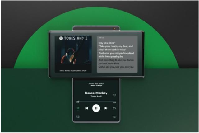 Thêm video thực tế hé lộ giao diện smartphone màn hình xoay của LG - 3
