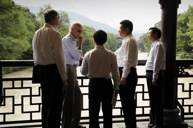 Chặng đường 40 năm thay đổi niềm tin của Joe Biden với Trung Quốc - 1