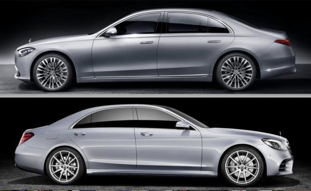 So sánh Mercedes-Benz S-Class 2021 và thế hệ cũ - 1