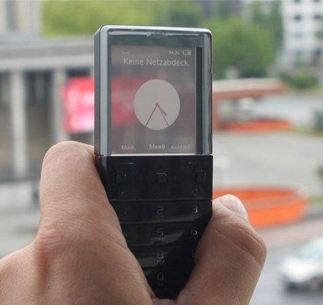 Samsung tham vọng phát triển smartphone trong suốt - 3