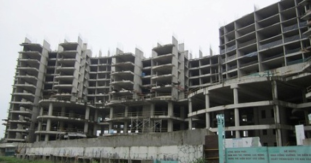 Tháp tài chính trăm tầng bỏ hoang, giấc mơ ngàn tỷ đổ vỡ - 1