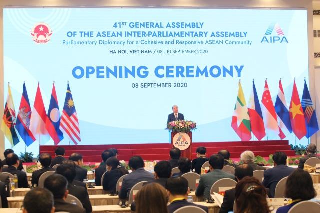 """Thủ tướng: """"Bó lúa vàng ASEAN qua mỗi thử thách càng bản lĩnh, tự cường"""" - 1"""