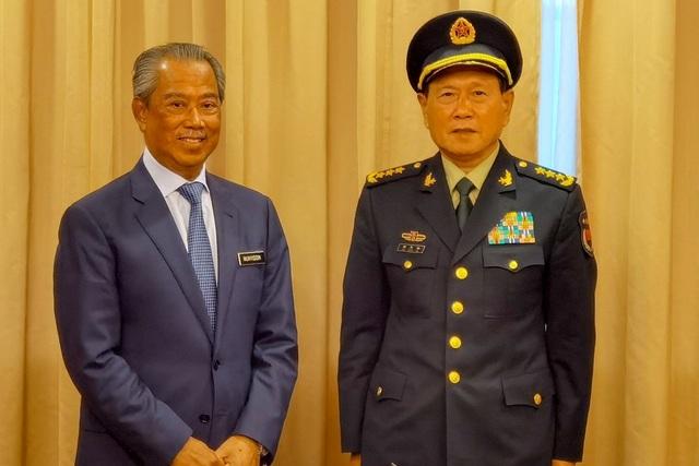 Bộ trưởng Quốc phòng Trung Quốc thăm Malaysia, Indonesia - 1