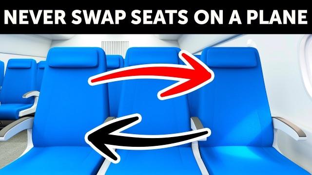 Vì sao hành khách không nên tự ý đổi chỗ ngồi trên máy bay? - 1