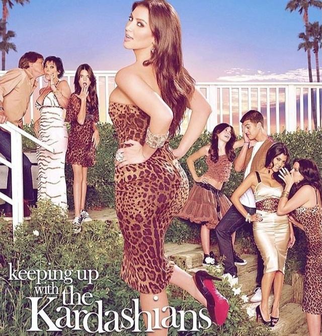 Kim Kardashian gây sốc khi tuyên bố cả nhà dừng quay show truyền hình - 1