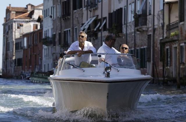 Những khoảnh khắc vui tươi đáng nhớ của LHP Venice - 1