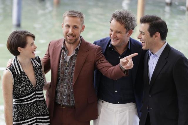 Những khoảnh khắc vui tươi đáng nhớ của LHP Venice - 5