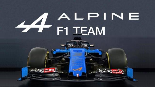 Renault đổi tên đội đua F1 thành Alpine - Tìm lại ánh hào quang đã mất - 2