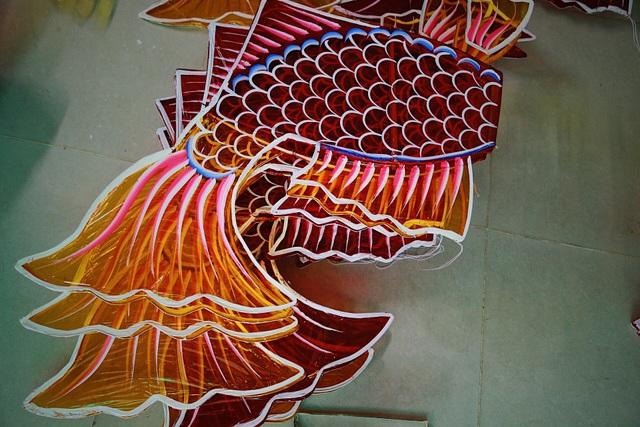 Làng nghề lồng đèn lớn nhất Sài Gòn đìu hiu vì dịch Covid-19 - 11