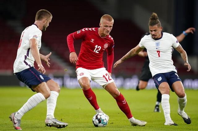 Đội tuyển Anh hòa nhạt nhòa trên sân Đan Mạch - 1