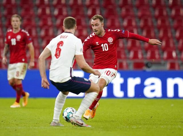 Đội tuyển Anh hòa nhạt nhòa trên sân Đan Mạch - 2