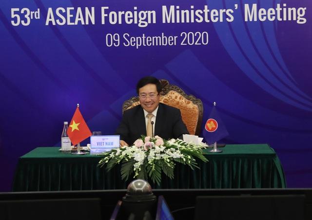 ASEAN cam kết duy trì khu vực Đông Nam Á không vũ khí hạt nhân - 1