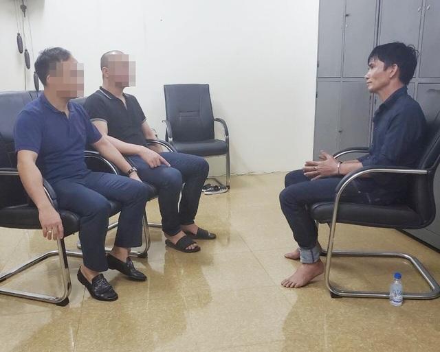Đã bắt được người bố bạo hành dã man con gái 6 tuổi ở Bắc Ninh - 1