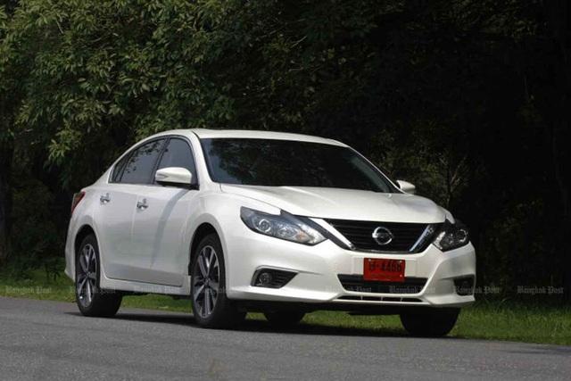 Nissan dừng sản xuất Teana và X-Trail tại Thái Lan - 1